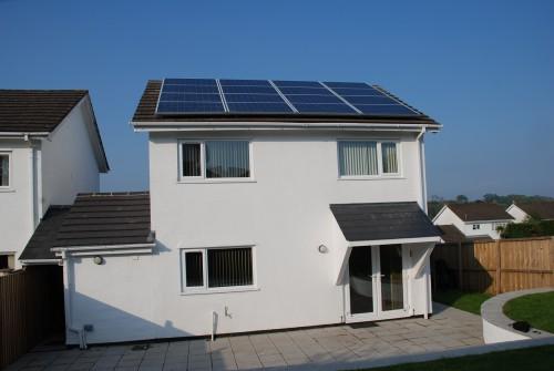 Saundersfoot solar